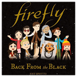 Firefly - Back From the Black Comic - Packshot 1