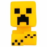 Minecraft - Gold Creeper 10 year Anniversary Mega Bobble Mobs Figure - Packshot 1