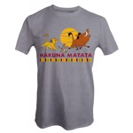 Disney - The Lion King - Hakuna Matata T-Shirt - Packshot 1