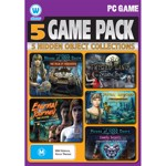 Hidden Object Game Collections 5 Game Pack - Packshot 1