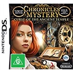 Chronicles of Mystery: Curse of the Ancient Temple - Packshot 1