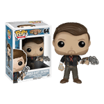 Bioshock Infinite - Booker DeWitt with Skyhook Pop! Vinyl Figure - Packshot 1