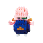 Dragon Ball Z - Dodoria Nanoblocks Figure - Packshot 1