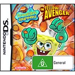 SpongeBob SquarePants: Yellow Avenger - Packshot 1