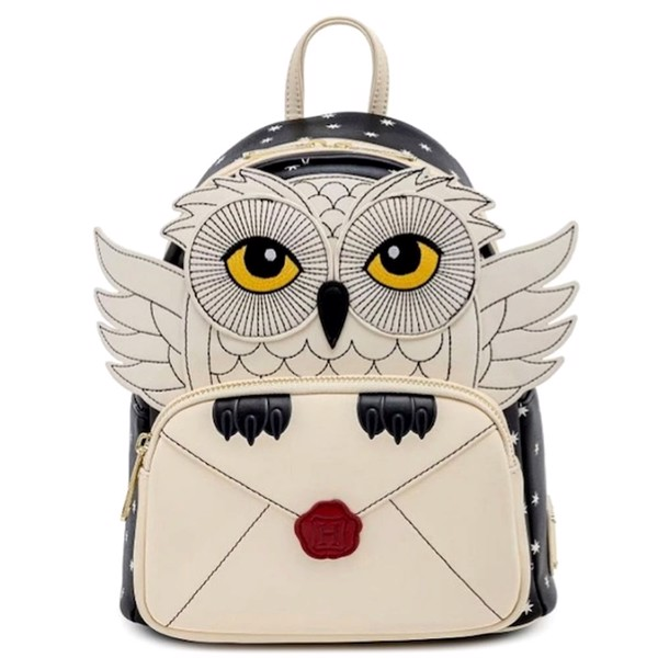 Harry Potter - Hedwig Howler Mini Loungefly Backpack - Packshot 1