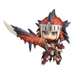 Monster Hunter - Female Hunter in Rathalos Armor Edition DX Version Nendoroid  - Packshot 1