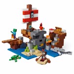 Minecraft - LEGO The Pirate Ship Adventure - Packshot 4