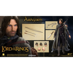 The Lord of the Rings - The Two Towers - Aragorn 1/8 Deluxe Figure - Packshot 6