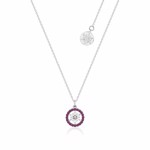 Disney - Frozen 2 Disney Couture Snowflake February Amethyst Birthstone Necklace - Packshot 1