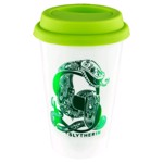 Harry Potter - Slytherin Foil Print Travel Mug - Packshot 1