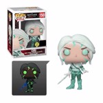 The Witcher - Ciri (Magic) Glow Pop! Vinyl Figure - Packshot 1