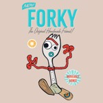 Disney - Toy Story - Forky Box Art T-Shirt - Packshot 2