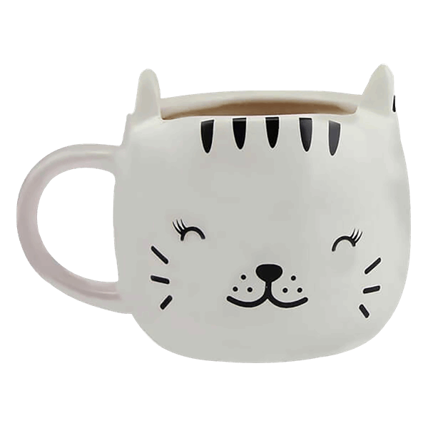 Happy Cat Heat-Changing Mug - Packshot 1