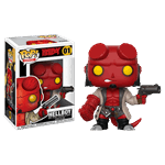 Hellboy - Hellboy with Jacket Pop! Vinyl Figure - Packshot 1