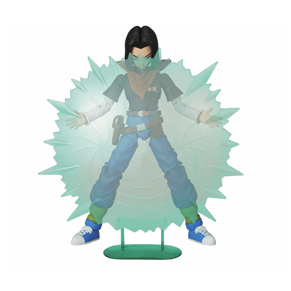 Dragon Ball Z - Android 17 Figure-rise Standard Figure - Packshot 3