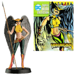 "DC Comics - Hawkgirl 3.5"" Figure with Collector Magazine - Packshot 1"