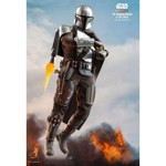 Star Wars: The Mandalorian & The Child 1/6 Scale Action Figure - Packshot 3