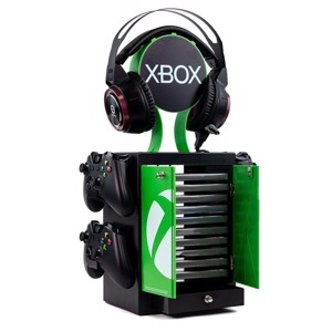 Official Xbox Gaming Locker - Storage Numskull