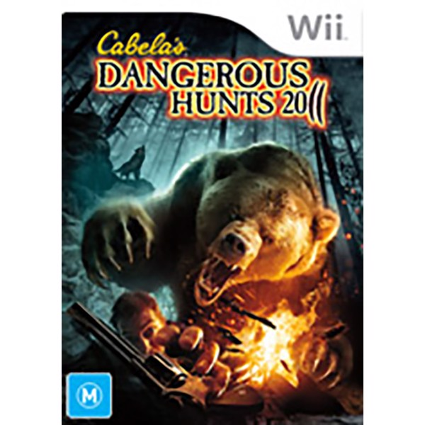 Cabela's Dangerous Hunts 2011 - Packshot 1