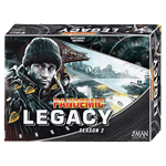 Pandemic: Legacy Season 2 Black Edition Board Game - Packshot 1