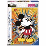 Disney - Classic Mickey Mouse Ravensburger 1000-Piece Puzzle - Packshot 1