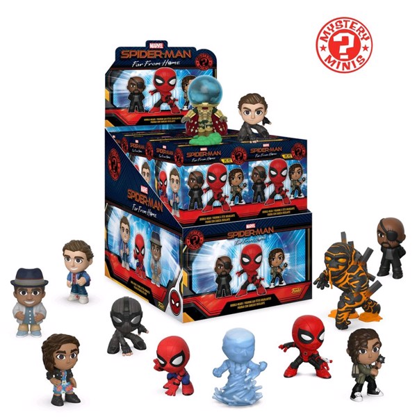 Marvel - Spider-Man: Far From Home - Mystery Minis Blind Box - Packshot 1