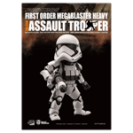 "Star Wars - Episode VII - Heavy Assault First Order Stormtrooper 6"" Egg Attack Figure - Packshot 4"