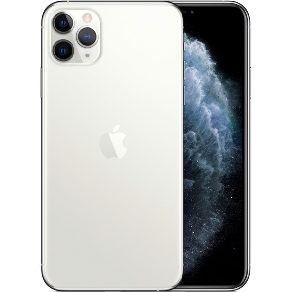 iPhone 11 Pro Max 512GB Silver (Refurbished by EB Games) - Packshot 2