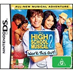 High School Musical: Work This Out - Packshot 1