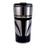 Star Wars - The Mandalorian - Steel Travel Mug - Packshot 1
