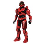 "Halo - Spartan Collection Spartan Mk-VII Red 6.5"" Action Figure - Packshot 1"