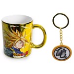 Dragon Ball Z - Mug and Key Chain Set - Packshot 1