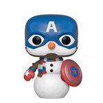 Marvel - Captain America Holiday Pop! Vinyl Figure - Packshot 1