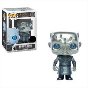 Game of Thrones - Night King Metallic Pop! Vinyl Figure