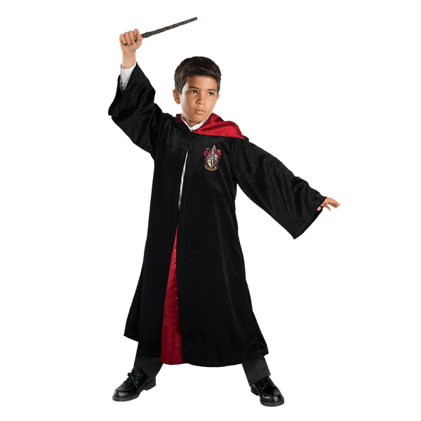 Harry Potter Deluxe Hogwarts Cosplay Robe Size Child S Small