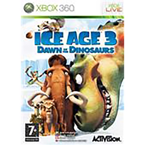 Ice Age 3: Dawn of the Dinosaurs - Packshot 1