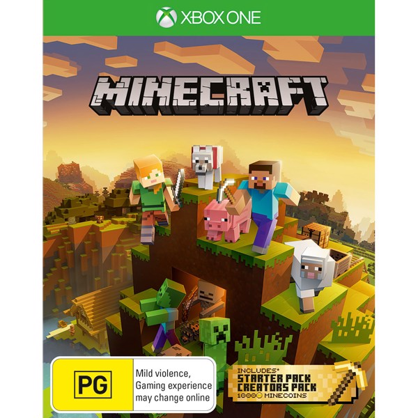 Minecraft: Master Collection - Packshot 1