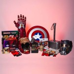 Marvel - Avengers: Infinity War - Infinity Gauntlet Shaped Mug V2 - Packshot 4