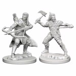 Dungeons & Dragons - Nolzur's Marvelous Miniatures - Human Male Ranger - Packshot 1