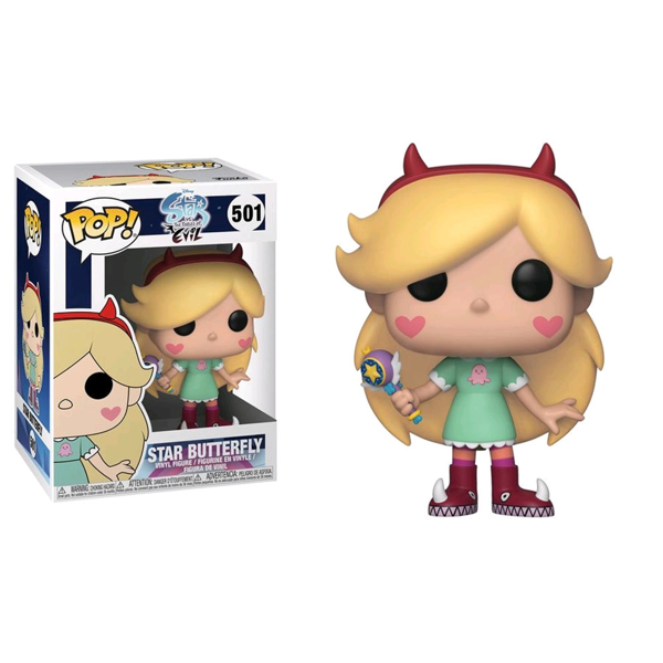 Star vs the Forces of Evil - Star Butterfly Pop! Vinyl Figure - Packshot 1