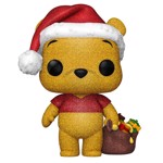 Disney - Winnie The Pooh Holiday Diamond Glitter Pop! Vinyl Figure - Packshot 1