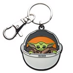 Star Wars - The Mandalorian The Child Carriage Keychain - Packshot 2