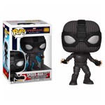 Marvel - Spider-Man: Far From Home - Spider-Man Stealth Suit Pop! Vinyl Figure - Packshot 1