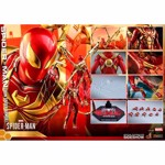 "Marvel - Spider-Man (VG2018) - Iron Spider Armor 1:6 Scale 12"" Action Figure - Packshot 6"