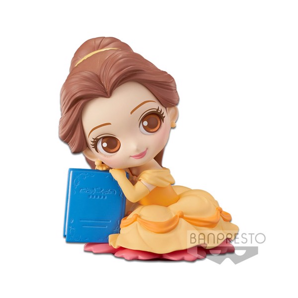 Disney - Belle Sweetiny Q Posket Figure - Packshot 1