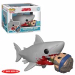 "Jaws - Jaws Eating Quint SDCC19 6"" Pop! Vinyl Figure - Packshot 1"