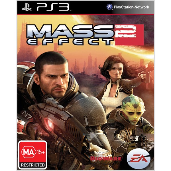 Mass Effect 2 - Packshot 1