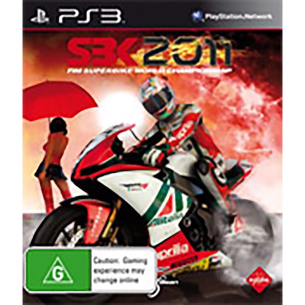 SBK 2011 - Packshot 1