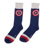 Marvel - Captain America Blue Socks - Packshot 1