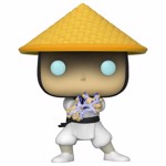 Mortal Kombat - Raiden Pop! Vinyl Figure - Packshot 1